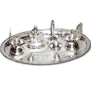 silver- platter